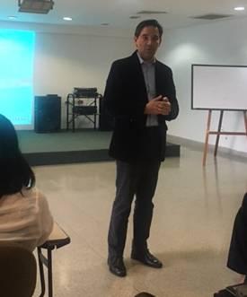 Mario Alberto Montaño Delgado de México