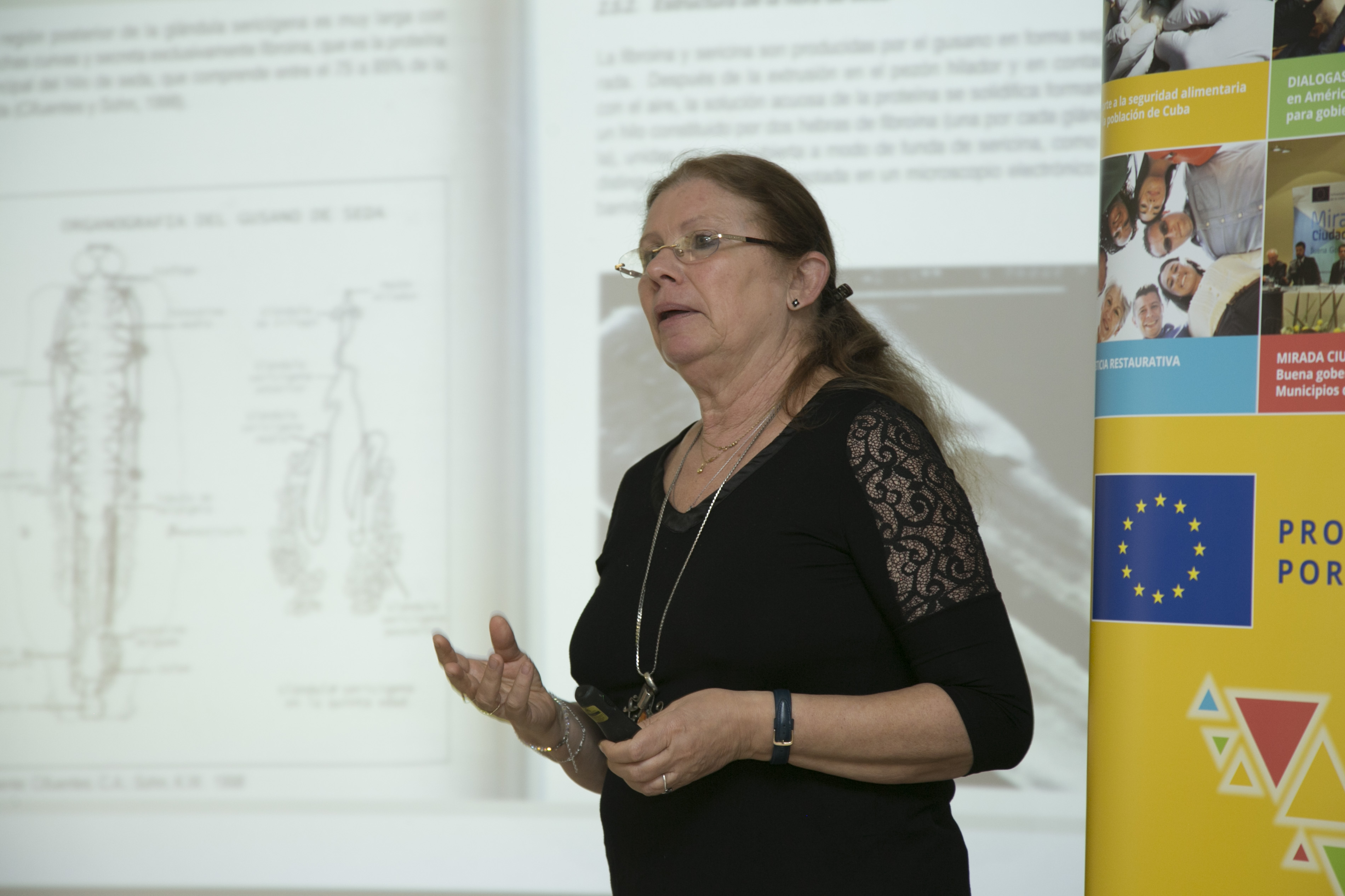 Patricia Marino de INTI