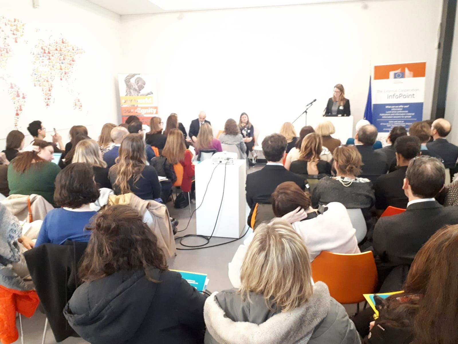 Nadine Piefer-Söyler, analista en mencionad unidad de la OCDE