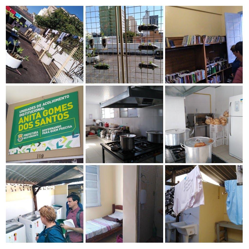Brasil: Recorrida por Centro de Abrigo Anita Gomes Dos Santos, Belo Horizonte.