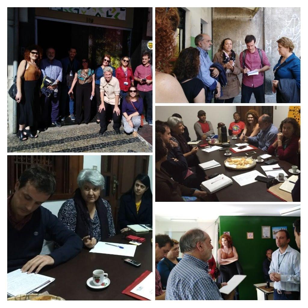 Brasil: Recorrida por Servicio especializado de abordaje social ADRA, Casa de pasaje, Proyecto Centro nacional de defensa de DDHH, Centro de Abrigo Anita Gomes Dos Santos.