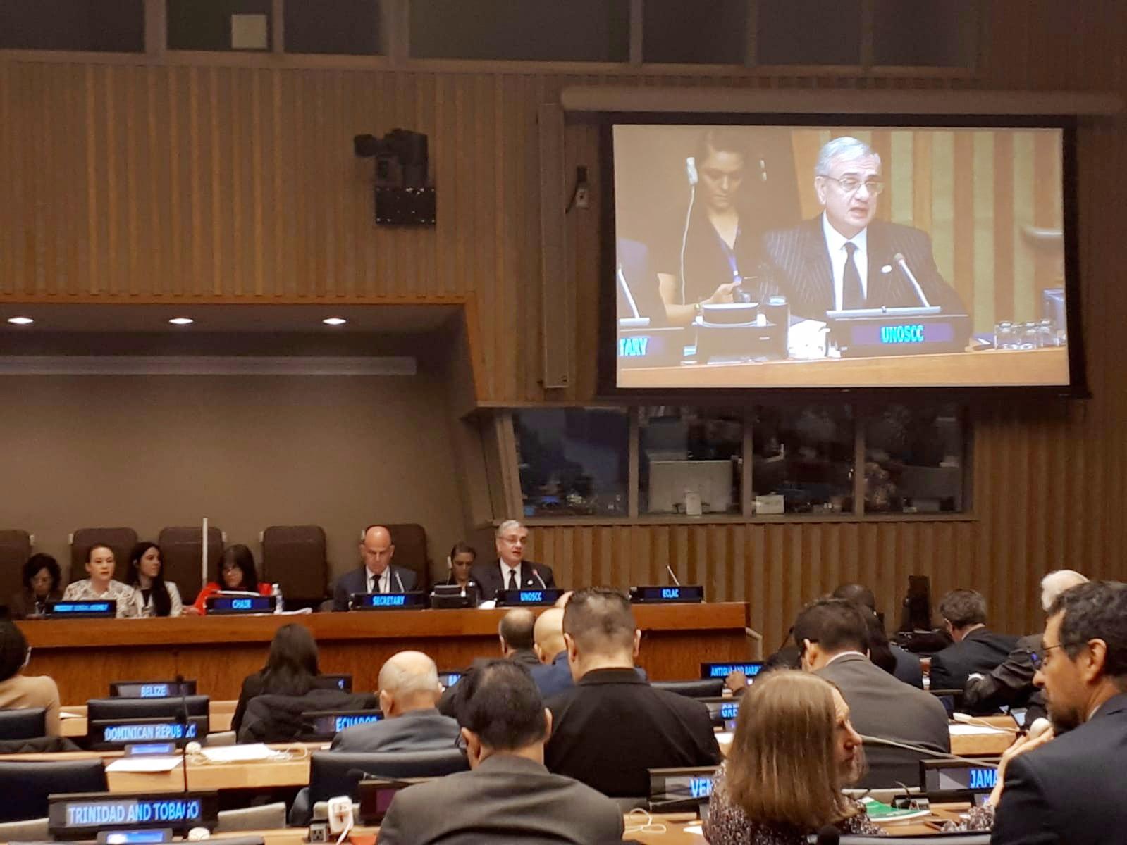 2do día del  GSSD 2018, un diálogo interactivo de AL y el Caribe sobre las prioridades de la región de cara a PABA+40.