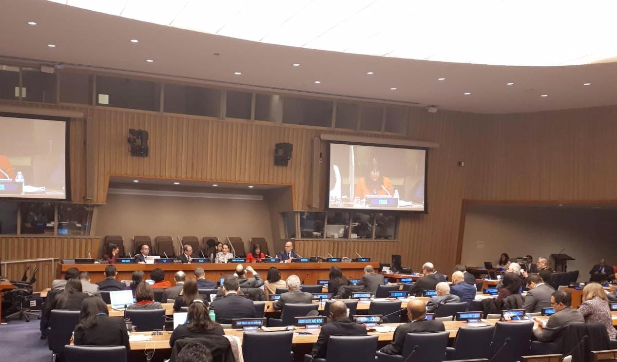 Los países de la región trabajaron durante todo el día para definir su posición y sus aportes para la declaración de la Conferencia de Buenos Aires.