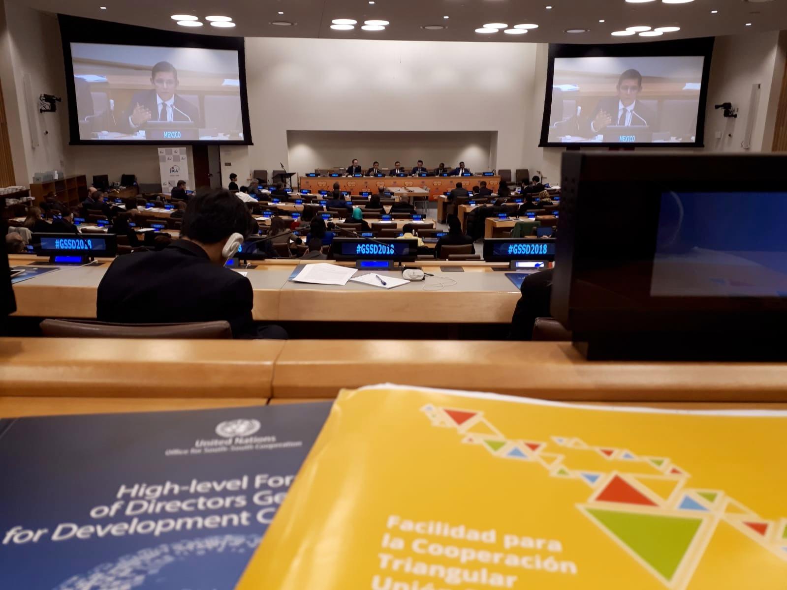 High-level Forum of Directors General for Development Cooperation: 90 directores y responsables de Cooperación para el Desarrollo de todo el mundo comparten experiencias y definen posiciones de cara a PABA+40.