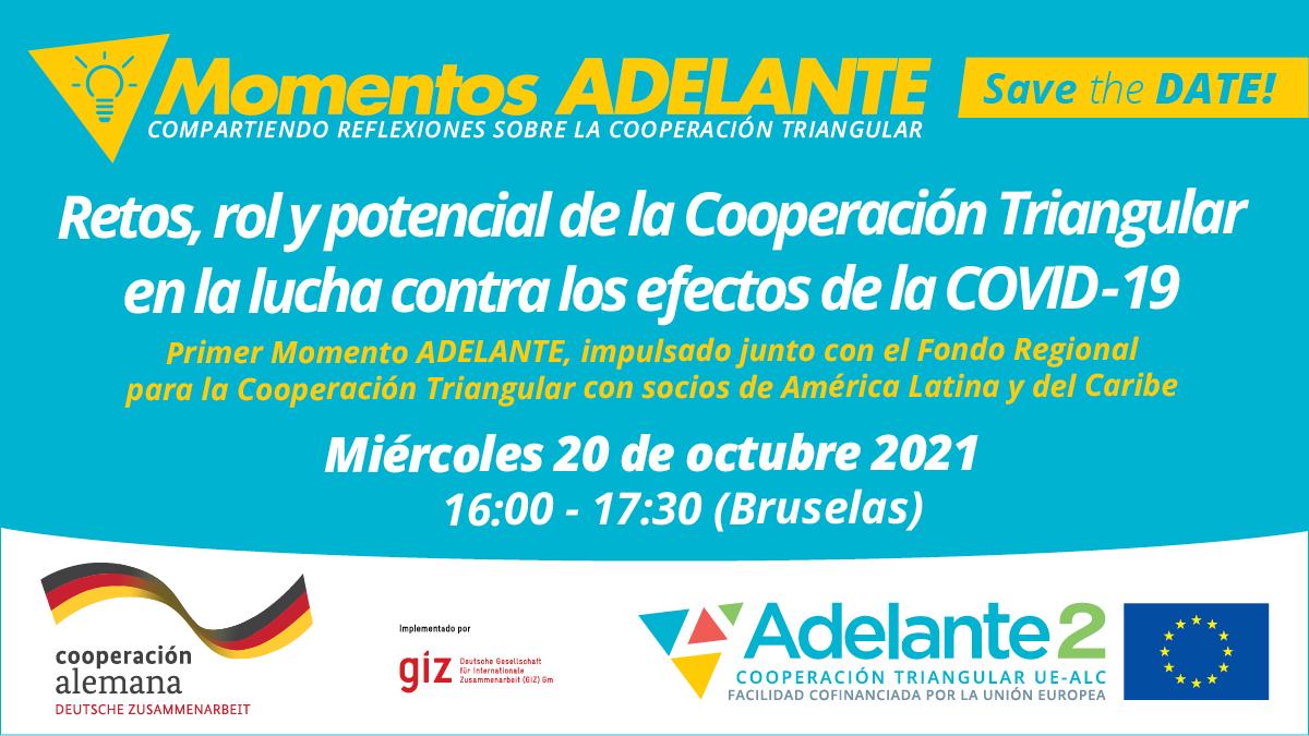 ADELANTE - Cooperación Triangular UE-LAC
