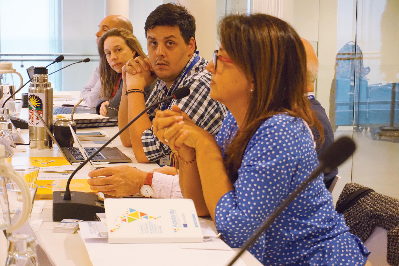 Lucy Larrosa, Coordinadora del Proyecto Mirada Ciudadana - Intendencia Cerro Largo, Uruguay