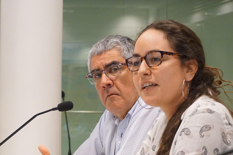 Elisa Araya del Proyecto Seguridad Alimentaria para la población de Cuba - AGCID