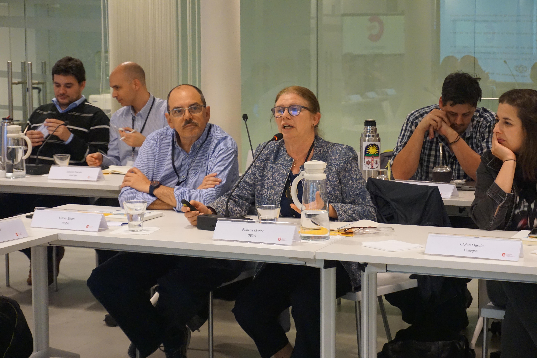 Patricia Marino y Oscar Sicari - Proyecto SEDA - INTI