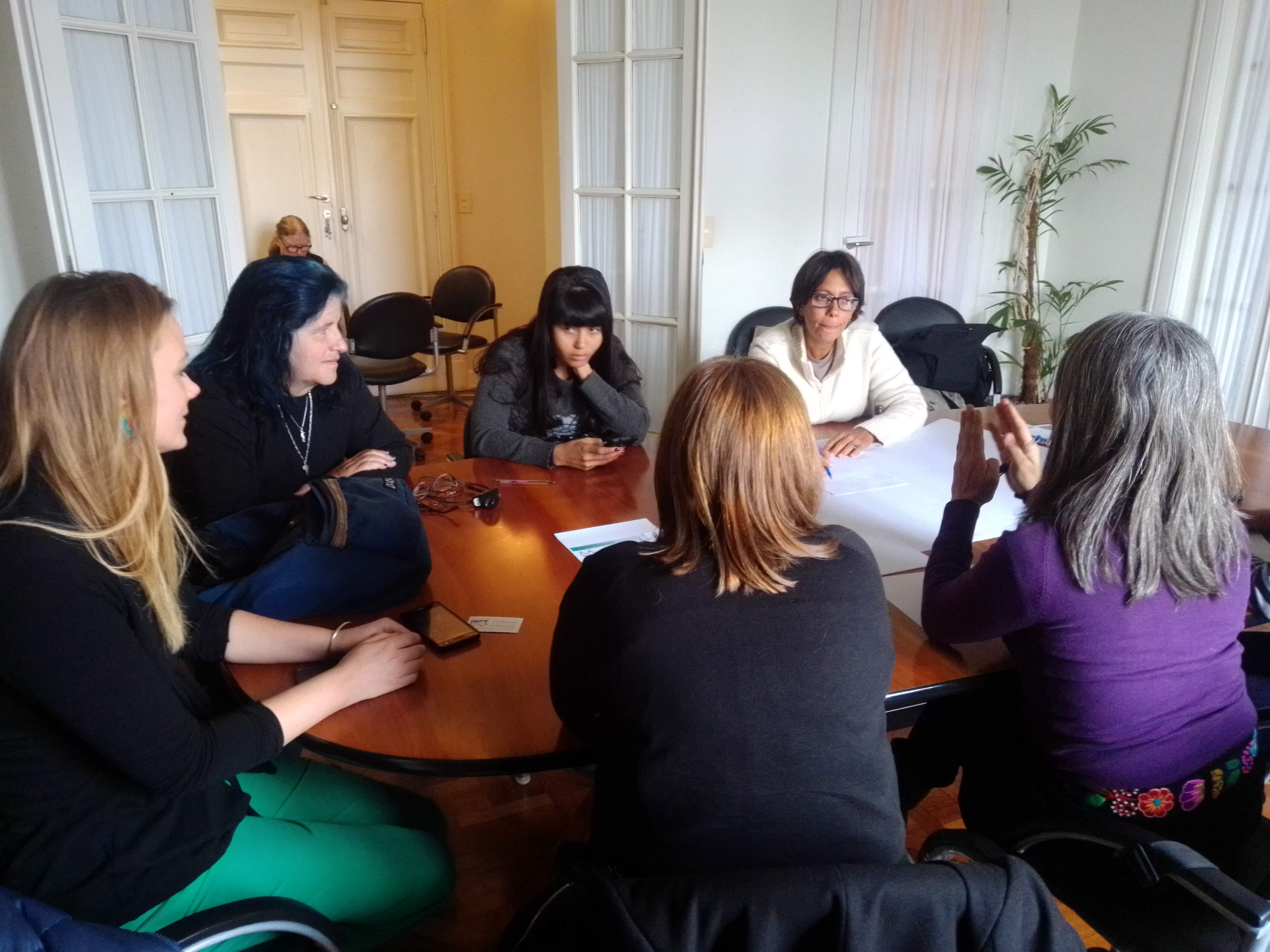 Participaron del workshop diseñadores, empresarios y referentes técnicos de los países participantes del Proyecto Seda.