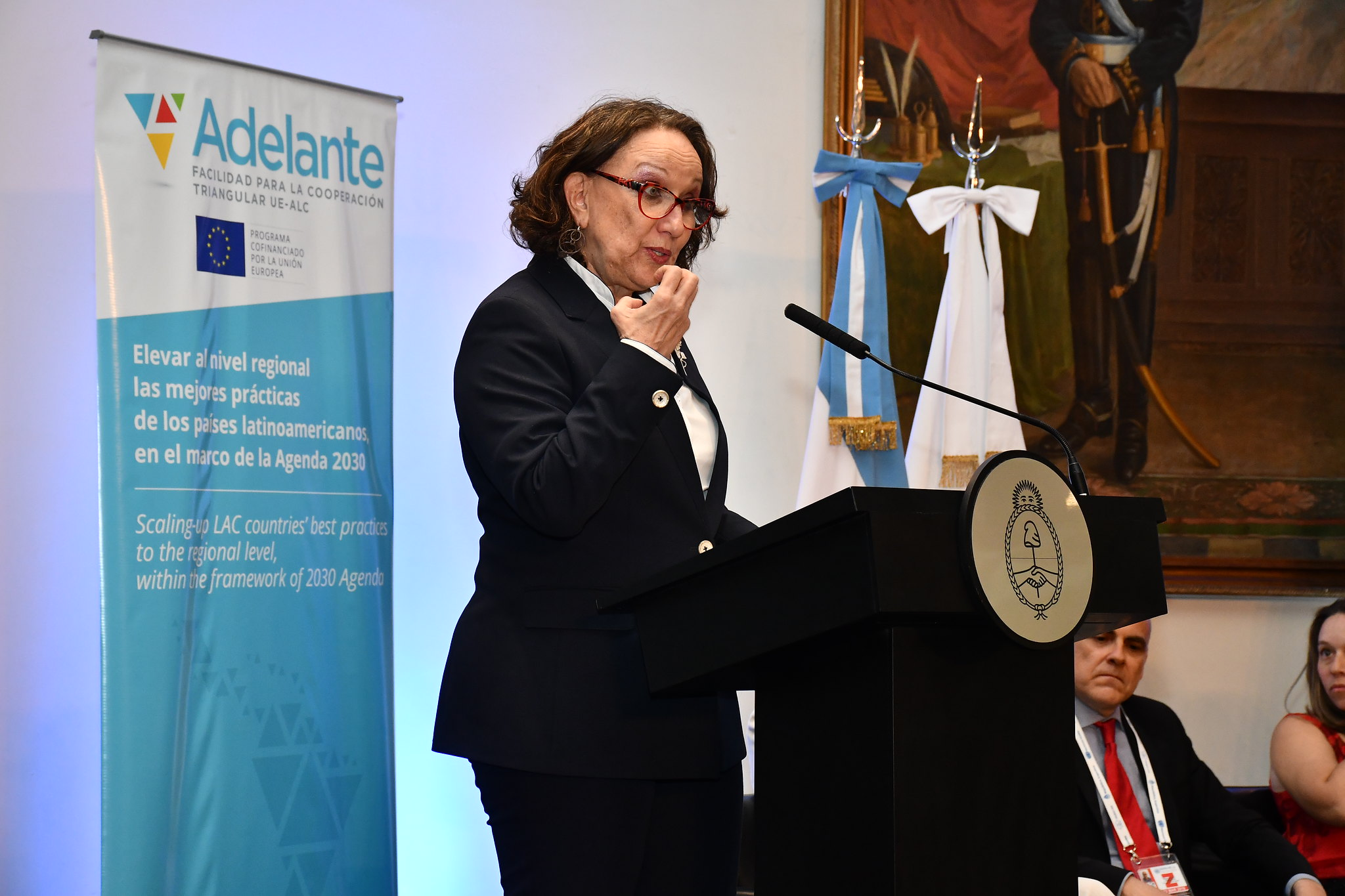 Rebeca Grynspan, Secretaria General Iberoamericana.