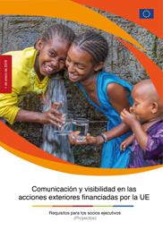 Comunicación y visibilidad en las acciones exteriores financiadas por la UE - ADELANTE - Cooperación Triangular - UE-ALC