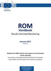 ROM - Handbook - ADELANTE - Cooperación Triangular - UE-ALC