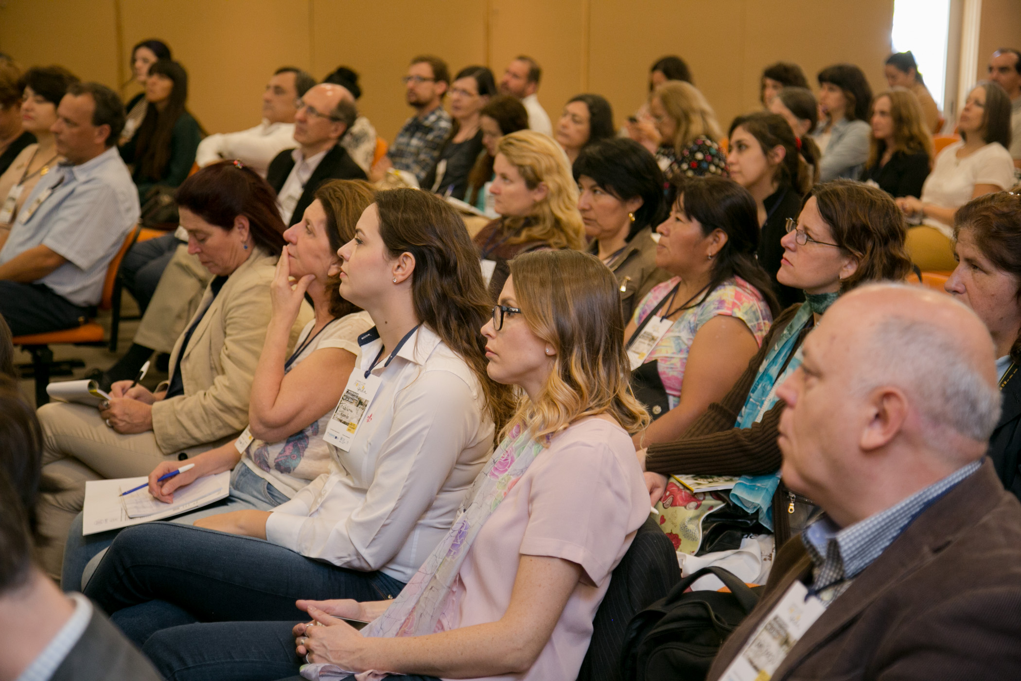 Asistentes del 1° Workshop Internacional de la Seda